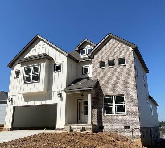 9826 Trestle Cir #58, Ooltewah, TN 37363 (MLS #1325450) :: Chattanooga Property Shop