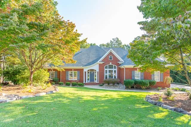 2100 River Bluff Dr, Hixson, TN 37343 (MLS #1325456) :: Smith Property Partners