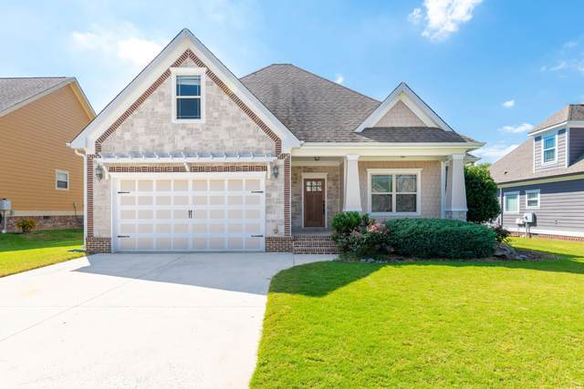 8586 Seven Lakes Drive Dr, Ooltewah, TN 37363 (MLS #1325503) :: Smith Property Partners