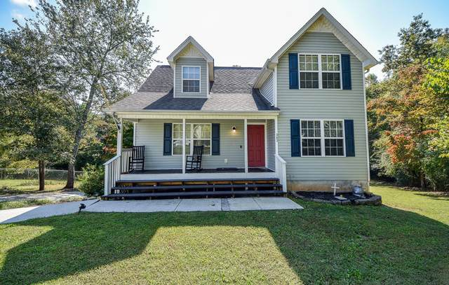 243 Casteel Rd, Cleveland, TN 37323 (MLS #1325547) :: Smith Property Partners