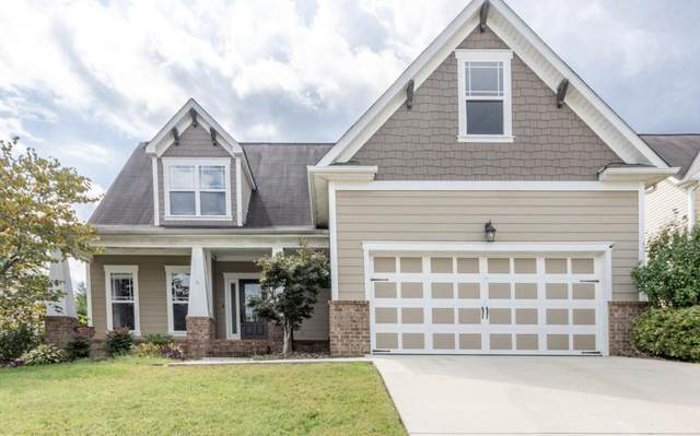 7561 Hampstead Hall Dr, Ooltewah, TN 37363 (MLS #1325569) :: The Chattanooga's Finest | The Group Real Estate Brokerage