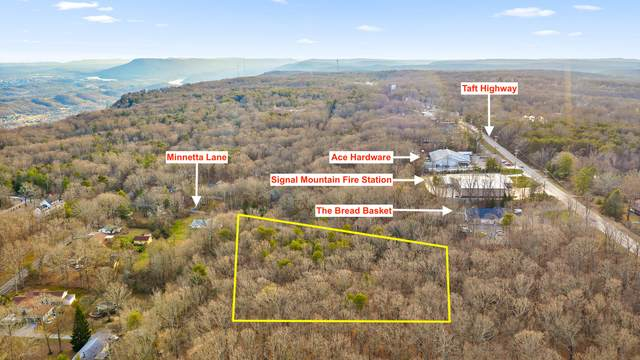 525 Minetta Ln, Signal Mountain, TN 37377 (MLS #1325577) :: Chattanooga Property Shop