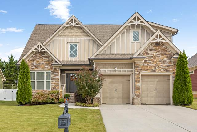 8617 Seven Lakes Dr, Ooltewah, TN 37363 (MLS #1325617) :: Smith Property Partners