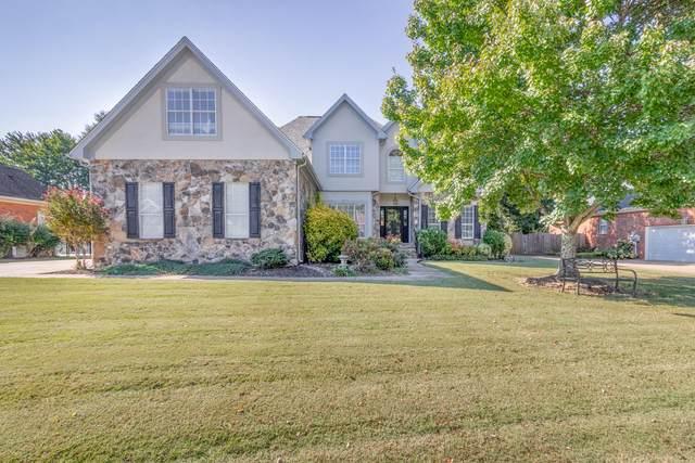 2661 Churchill Downs Cir, Chattanooga, TN 37421 (MLS #1325637) :: Smith Property Partners