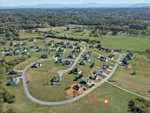 618 Running Brook Dr, Strawberry Plains, TN 37871 (MLS #1325678) :: The Weathers Team