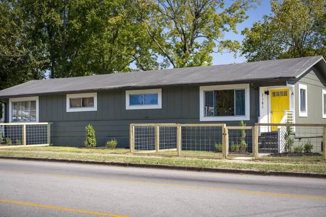 2101 Bennett Ave, Chattanooga, TN 37408 (MLS #1325680) :: Smith Property Partners