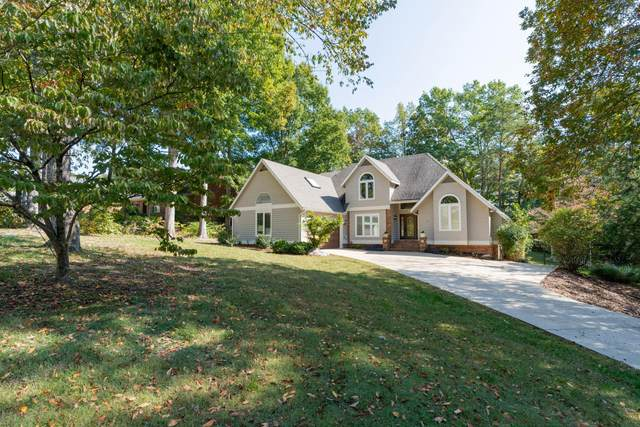 5806 Mountain Pass Dr, Ooltewah, TN 37363 (MLS #1325741) :: The Robinson Team