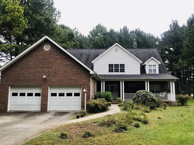 88 Scoggins Tr, Summerville, GA 30747 (MLS #1325763) :: The Chattanooga's Finest | The Group Real Estate Brokerage