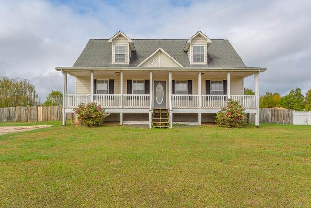 205 Oak Hill Estate Rd, Dayton, TN 37321 (MLS #1325793) :: The Robinson Team