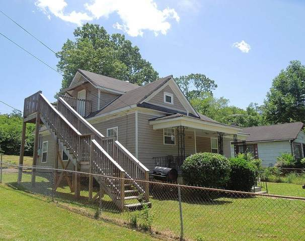 1318 Arlington Ave, Chattanooga, TN 37406 (MLS #1325830) :: The Weathers Team