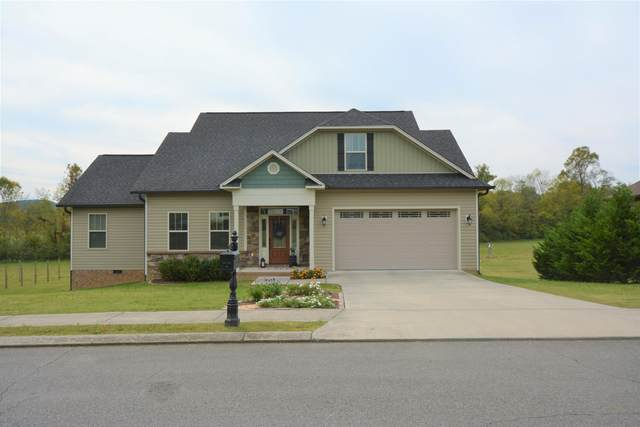 419 NW Thoroughbred Dr, Cleveland, TN 37312 (MLS #1325867) :: Austin Sizemore Team