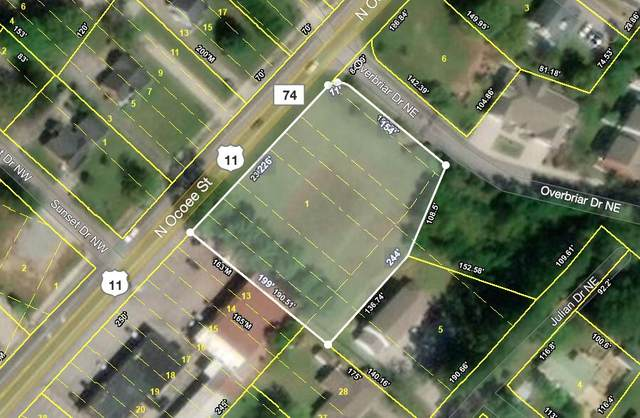 0 N Ocoee St, Cleveland, TN 37312 (MLS #1325877) :: The Weathers Team
