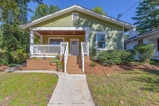 707 Mount Vernon Ave, Chattanooga, TN 37405 (MLS #1325984) :: The Weathers Team
