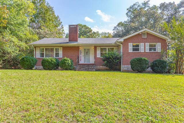 1310 S Crest Rd, Rossville, GA 30741 (MLS #1326013) :: The Edrington Team
