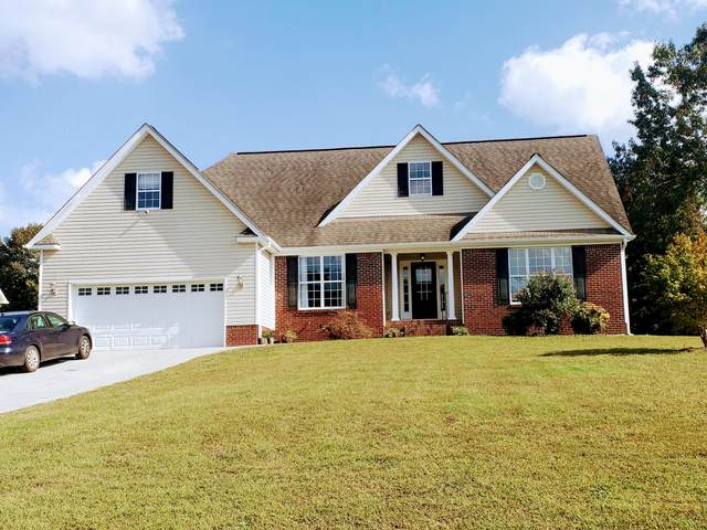 400 SE Farmway Dr, Cleveland, TN 37323 (MLS #1326020) :: The Robinson Team