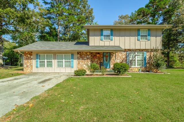 6831 Knollcrest Dr, Harrison, TN 37341 (MLS #1326037) :: The Robinson Team