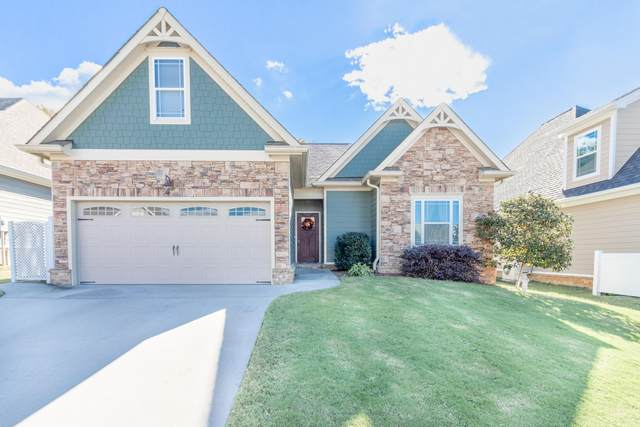 8368 Deer Run Cir, Ooltewah, TN 37363 (MLS #1326092) :: Smith Property Partners