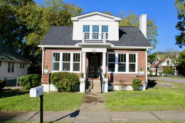 2413 E 05th St, Chattanooga, TN 37404 (MLS #1326110) :: Smith Property Partners
