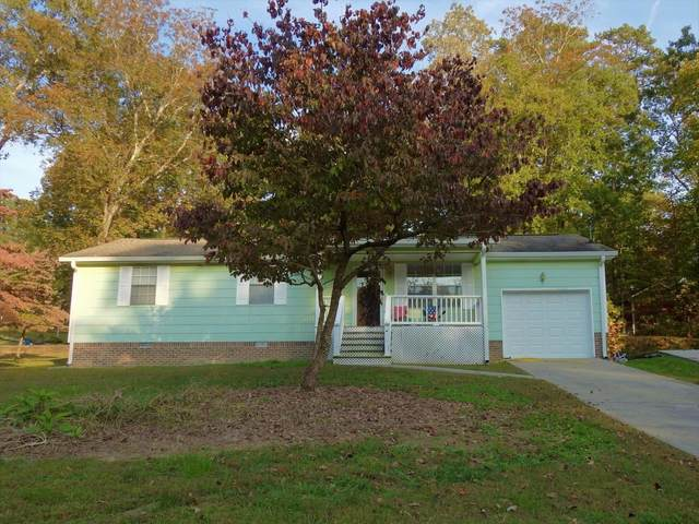 123 Everett Rd, Ringgold, GA 30736 (MLS #1326165) :: The Robinson Team