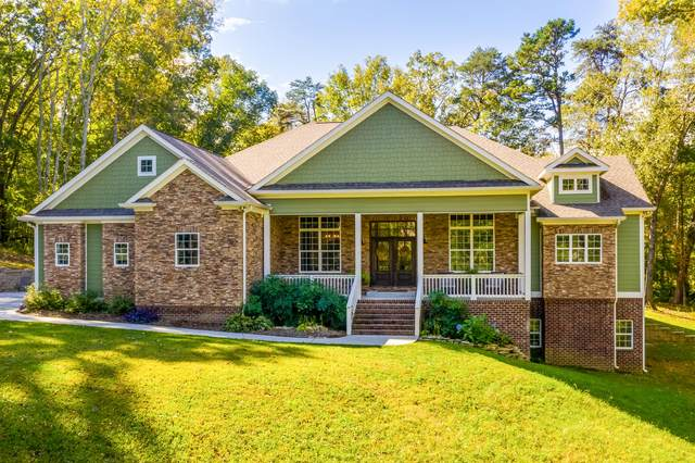 7035 Forest Spring Ln, Ooltewah, TN 37363 (MLS #1326184) :: The Weathers Team