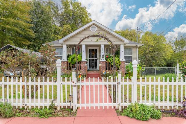 2710 Long St, Chattanooga, TN 37408 (MLS #1326221) :: Chattanooga Property Shop