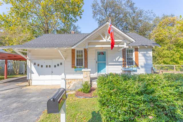 3423 Redding Rd, Chattanooga, TN 37415 (MLS #1326246) :: The Chattanooga's Finest | The Group Real Estate Brokerage