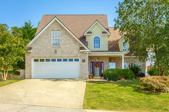 2250 Red Tail Ln, Chattanooga, TN 37421 (MLS #1326272) :: The Weathers Team