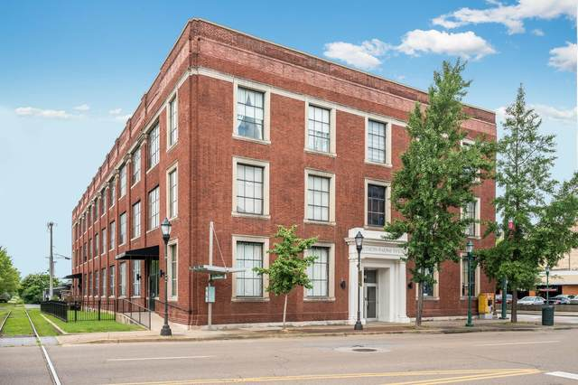 1301 Market St #111, Chattanooga, TN 37402 (MLS #1326338) :: The Weathers Team