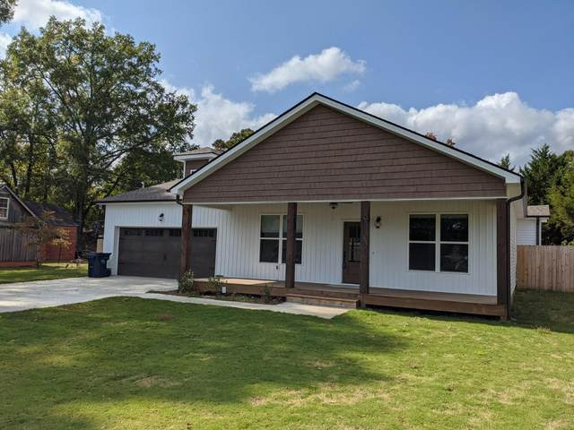 92 Longwood St, Chickamauga, GA 30707 (MLS #1326339) :: The Chattanooga's Finest | The Group Real Estate Brokerage