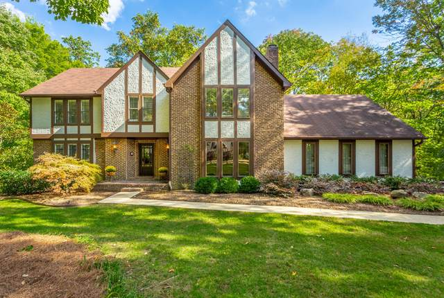 5 Rock Crest Ln, Signal Mountain, TN 37377 (MLS #1326350) :: The Chattanooga's Finest | The Group Real Estate Brokerage