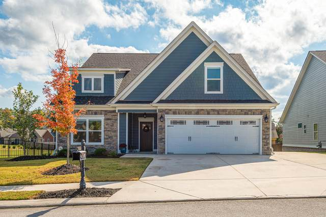 8022 Frostwood Ln, Ooltewah, TN 37363 (MLS #1326358) :: The Robinson Team
