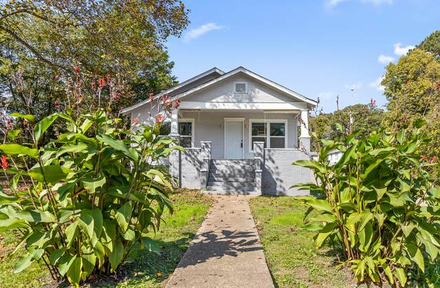 5301 Central Ave, Chattanooga, TN 37410 (MLS #1326370) :: 7 Bridges Group
