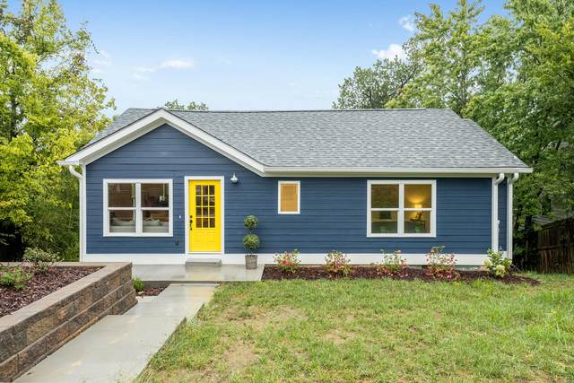 1138 Fairmount Ave, Chattanooga, TN 37405 (MLS #1326401) :: Keller Williams Realty | Barry and Diane Evans - The Evans Group