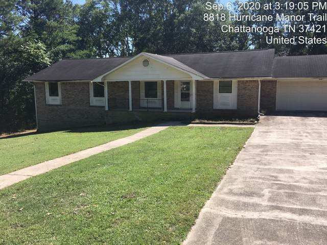 8818 Hurricane Manor Tr, Chattanooga, TN 37421 (MLS #1326423) :: The Chattanooga's Finest | The Group Real Estate Brokerage