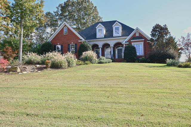 160 Lonesome Dove Ln, Ringgold, GA 30736 (MLS #1326430) :: The Robinson Team