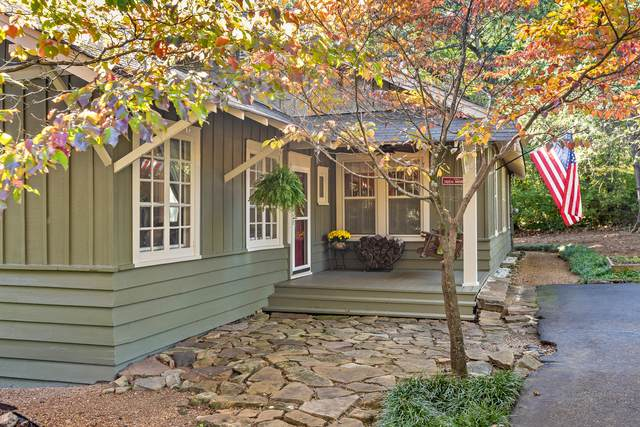 825 Carlin St, Signal Mountain, TN 37377 (MLS #1326494) :: The Chattanooga's Finest | The Group Real Estate Brokerage