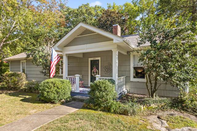 830 Carlin St, Signal Mountain, TN 37377 (MLS #1326495) :: The Chattanooga's Finest | The Group Real Estate Brokerage