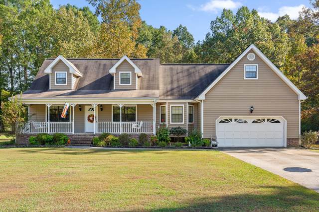 1654 E Boy Scout Rd, Hixson, TN 37343 (MLS #1326510) :: EXIT Realty Scenic Group