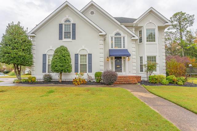 1616 Ashley Mill Dr, Chattanooga, TN 37421 (MLS #1326520) :: The Edrington Team