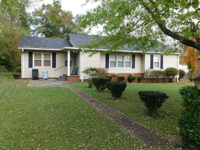 808 NW Park Ave, Cleveland, TN 37311 (MLS #1326583) :: The Chattanooga's Finest | The Group Real Estate Brokerage