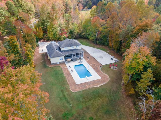 5205 Highway 150, Sequatchie, TN 37374 (MLS #1326629) :: The Chattanooga's Finest | The Group Real Estate Brokerage