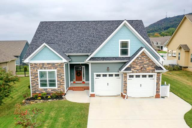 8399 Deer Run Cir, Ooltewah, TN 37363 (MLS #1326661) :: The Hollis Group
