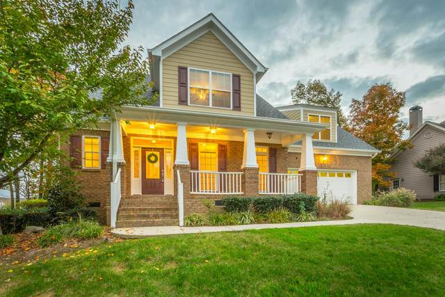 9344 Wandering Way, Ooltewah, TN 37363 (MLS #1326676) :: The Hollis Group