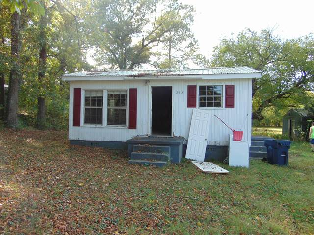 213 Walthall Ave, Chickamauga, GA 30707 (MLS #1326683) :: The Chattanooga's Finest | The Group Real Estate Brokerage