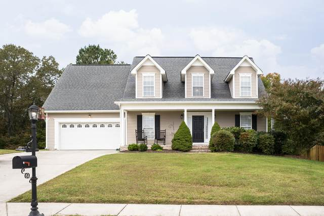 10448 Sovereign Pointe Dr, Soddy Daisy, TN 37379 (MLS #1326704) :: The Edrington Team