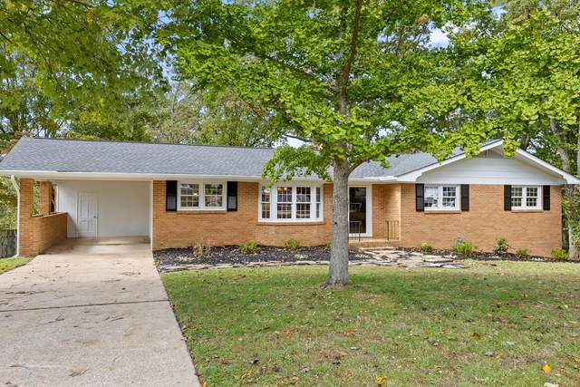 2025 Haven Crest Dr, Chattanooga, TN 37421 (MLS #1326752) :: The Hollis Group
