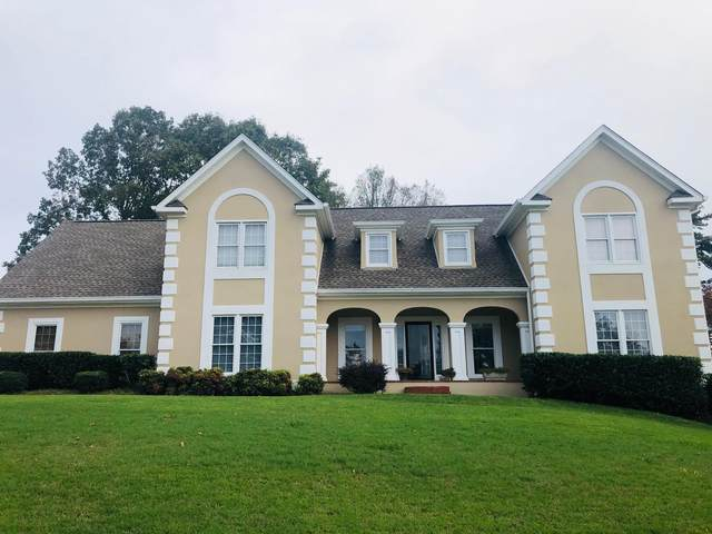 5803 Muirfield Ln, Chattanooga, TN 37416 (MLS #1326758) :: The Hollis Group