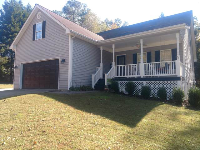 400 Mercer Dr, Dalton, GA 30721 (MLS #1326877) :: The Edrington Team