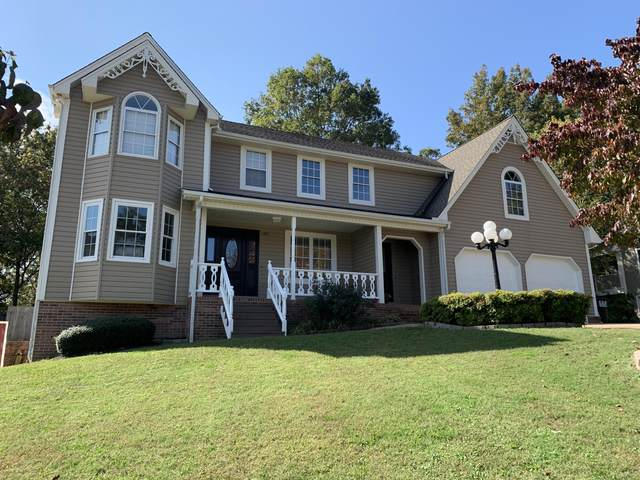 9210 Carriage Ln, Ooltewah, TN 37363 (MLS #1327027) :: 7 Bridges Group