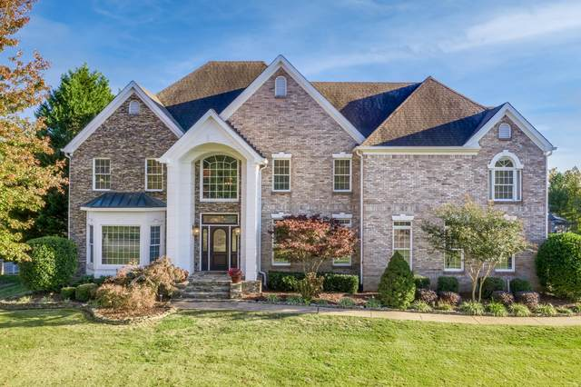 6400 Beacon Pointe Cir, Hixson, TN 37343 (MLS #1327032) :: Austin Sizemore Team